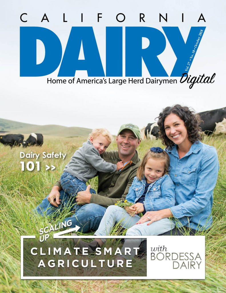 California Dairy Magazine October 2018 Issue